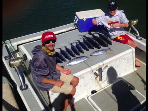 Hawaii Vlog Day 15!!! Deep Sea Fishing, Shore Bass Fishing, MORE!!!!