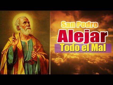 Oración la Sombra de San Pedro para alejar todo Mal, envidias y catastrofes