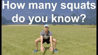 5 Types of Squats for Runners