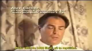 Alex Collier - kontakter mimozemských z Anromedy.