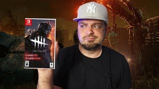 Dead By Daylight for Nintendo Switch is....Eh.....