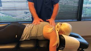 Houston Chiropractor Dr Gregory Johnson Adjust Future Chiropractor At ACR LLC