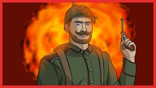 Verdun Funny Moments: Ze German Snakes and Kylo Ren Gas Masks