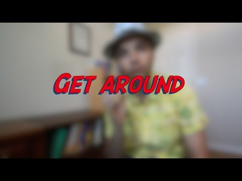 Get around - W9D2 - Daily Phrasal Verbs - Learn English online free video lessons