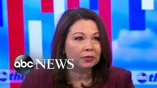 Trump 'trying to take the power of the purse away from' Congress: Dem Sen. Duckworth