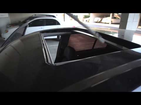 Mercedes Benz Sunroof Shade Replace C-Class - W203 C320