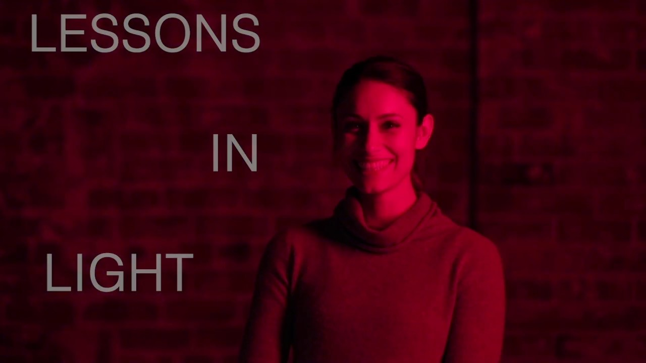 Lessons In Light Continuous Lighting