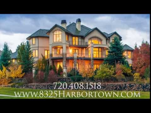 $2,695,000 Luxury Home on Golf Course in Lone Tree Colorado - Heritage Estates