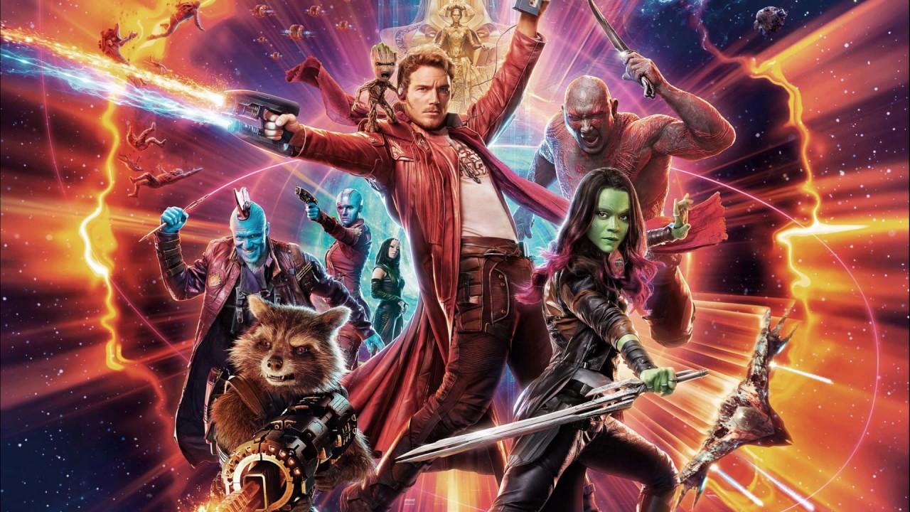 Soundtrack Guardians of the Galaxy Vol 2 Theme Song Musique film Les Gar ns de la Galaxie 2