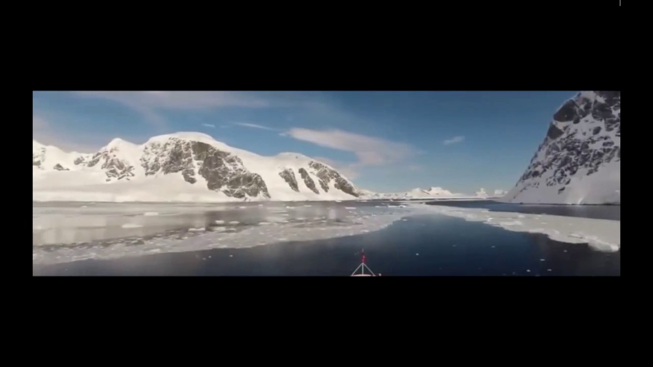 MY TRIP TO ANTARTICA - MORE LAND BEYOND THE POLE - EARTH IS FLAT