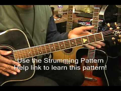 Shakira Waka Waka (This Time for Africa) Latin Style Guitar Lesson EricBlackmonMusic