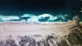 סקירת חוף גזרת פלמחים צוק דרומי