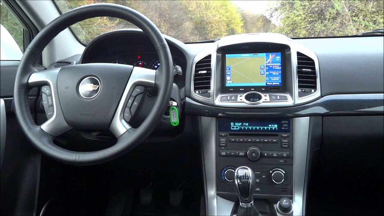 Chevrolet Captiva 2.2D LTZ