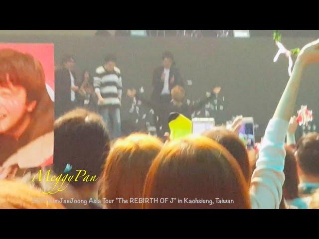 [FanCam] 김재중 金在中 Asia Tour