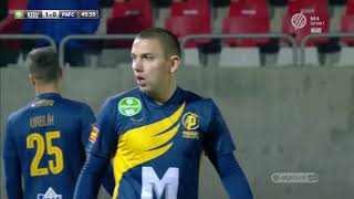 KISVÁRDA - PAFC 1-0