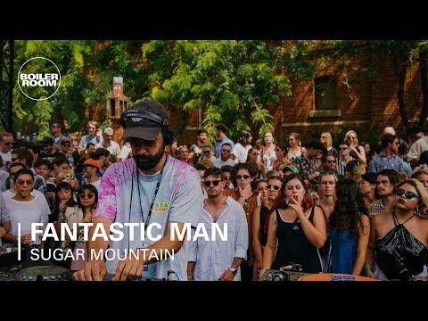 Fantastic Man Boiler Room X Sugar Mountain 2018 Dj Set