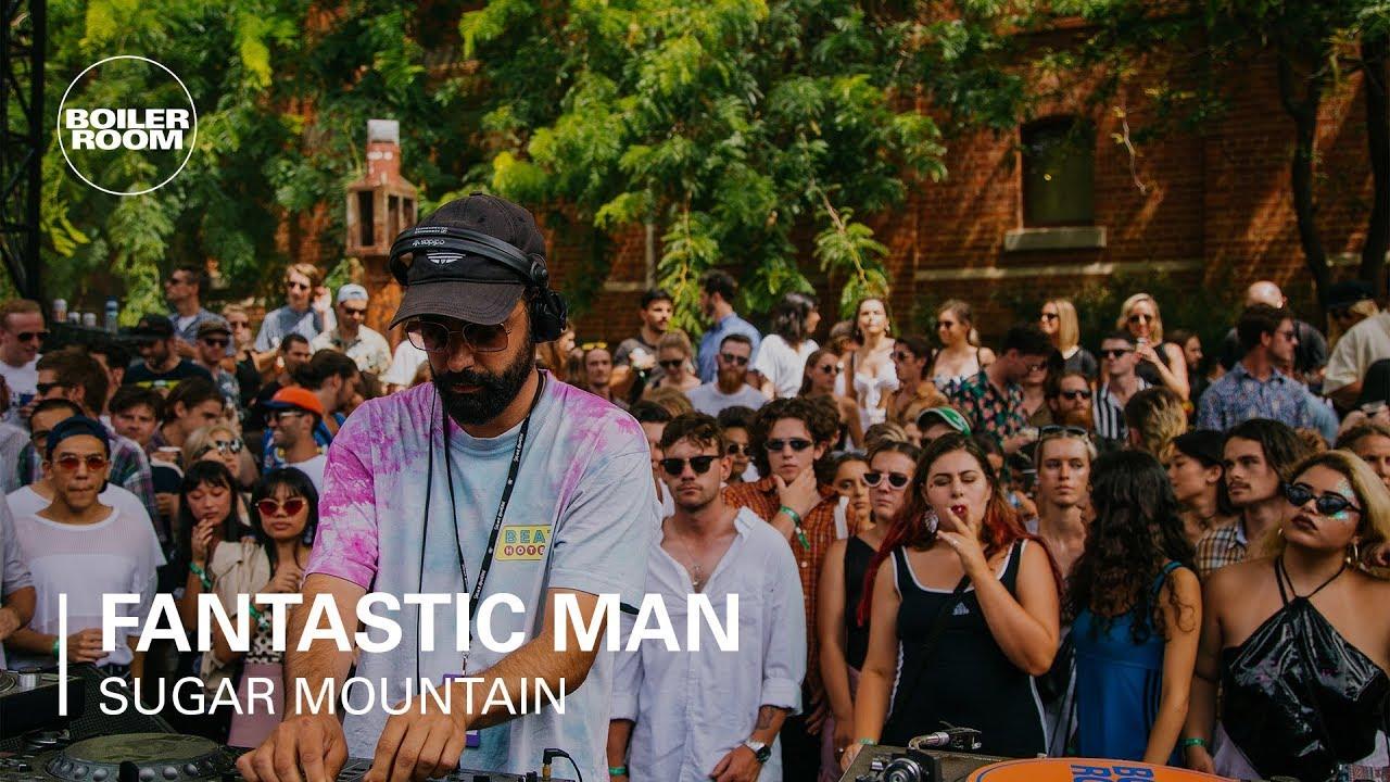 Fantastic Man Boiler Room X Sugar Mountain 2018 Dj Set