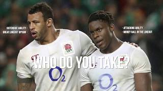 5 battles for position: England Squad (Six Nations Opener)