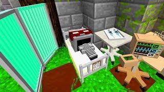 TOTKRANK im GEFÄNGNIS?! - Minecraft Babycraft