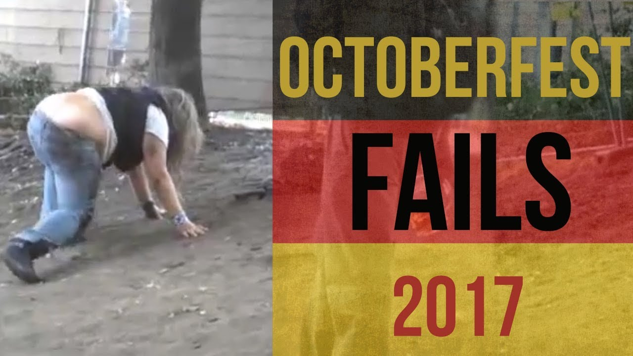 Oktoberfest fails 2017 || Fails and humorous! || Drunk Fail Compilation!