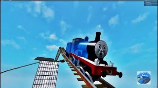 THOMAS THE TANK FLIP A ENGINES THOMAS AND FRIENDS ROBLOX 4