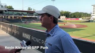 Kevin Kisner at SRP Park