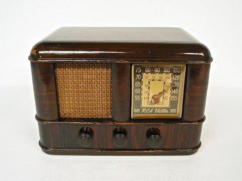 Rádio mais antigo do Brasil ainda funciona