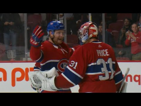 10/24/17 Condensed Game: Panthers @ Canadiens