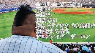 2019/06/19 北海道火腿 王柏融應援 @ 橫濱BayStars主場