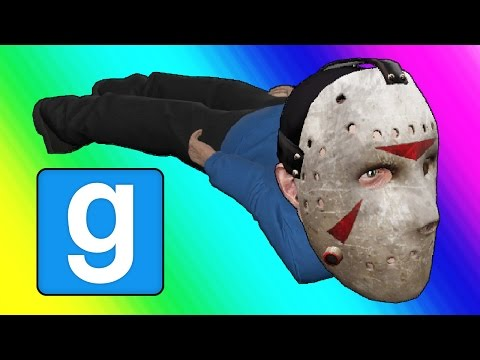 Gmod Hide and Seek - Snake Edition! (Garrys Mod Funny Moments)