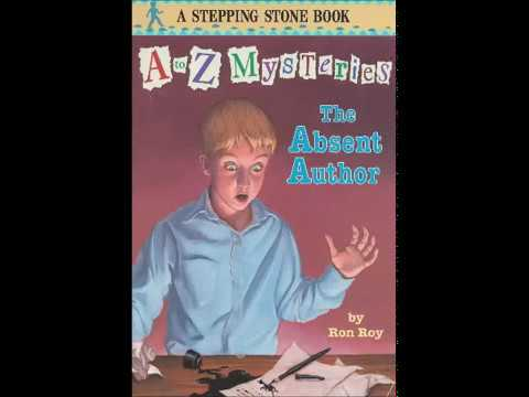 The Absent Author (A-Z Mysteries)