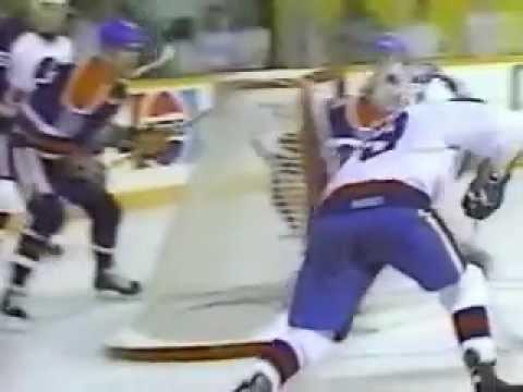 NHL 1990, Game 6 - Edmonton Oilers vs Winnipeg Jets (part 3/3)