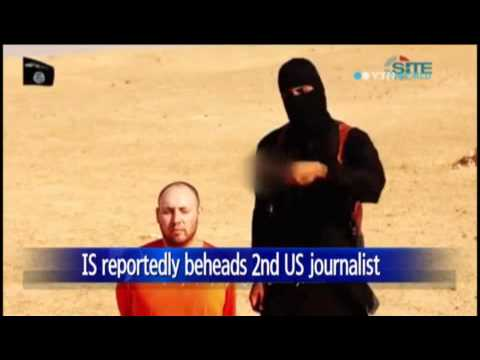 Video reportedly shows ISIS beheading another US journalist / YTN