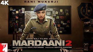 Mardaani 2 | Rani Mukerji | Date Announcement Teaser | In Cinemas Now
