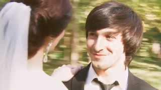 Свадьба в Абхазии Айнар и Милена