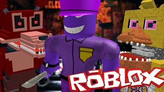 THE PURPLE MANS OFFICE || ROBLOX Animatronic Tycoon ENDING (Five Nights at Freddys)