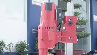Máy khoan rút lõi bê tông VAC 205mm -VA1401