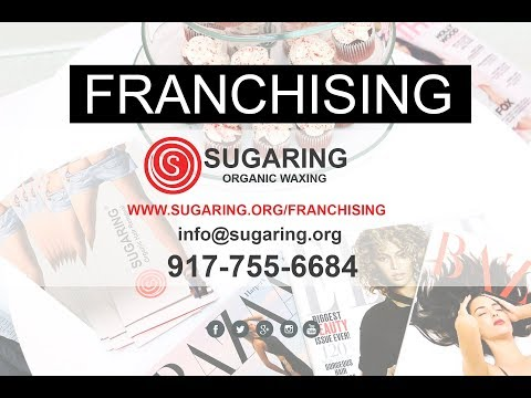 Sugaring NYC Waxing Franchising Opportunities