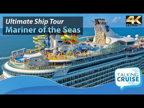 Mariner of the Seas - New 2018 Cruise Ship Tour