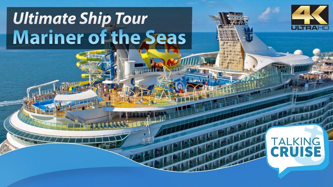 mariner of the seas new 2018 cruise ship tour youtube