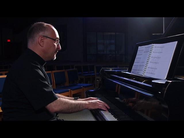 Tantum Ergo Sacramentum: Grand Piano Hymns (Music Monday)