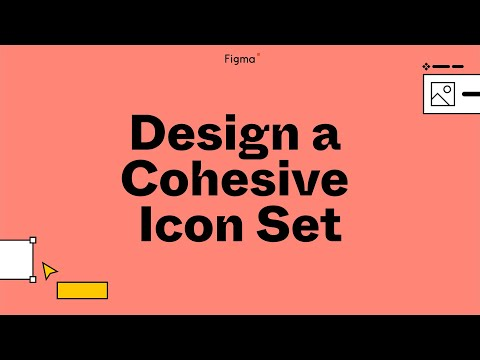 Build it in Figma: Design a cohesive icon set