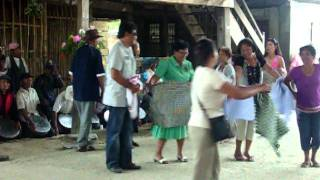 Tadok (tadek) - ethnic dance of the Itneg people of Abra, Philippines