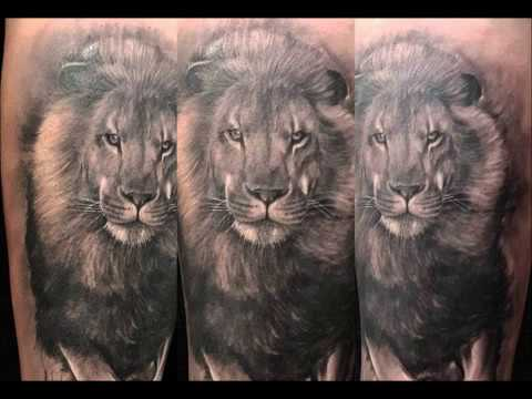 Best Lion Tattoo Designs Ideas in the World
