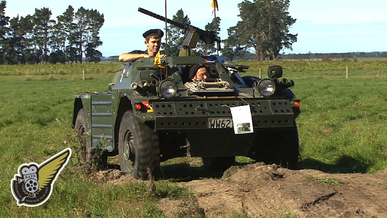 military vehicle riding in a ferret scout car youtube. Black Bedroom Furniture Sets. Home Design Ideas