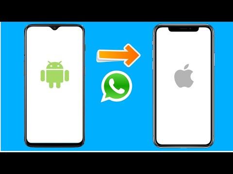 This video shows you a new way to move WhatsApp data from Android to iPhone. Now you can get it done.