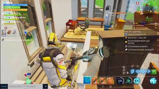 Daily Destroy Garden Gnomes Save the world Fortnite