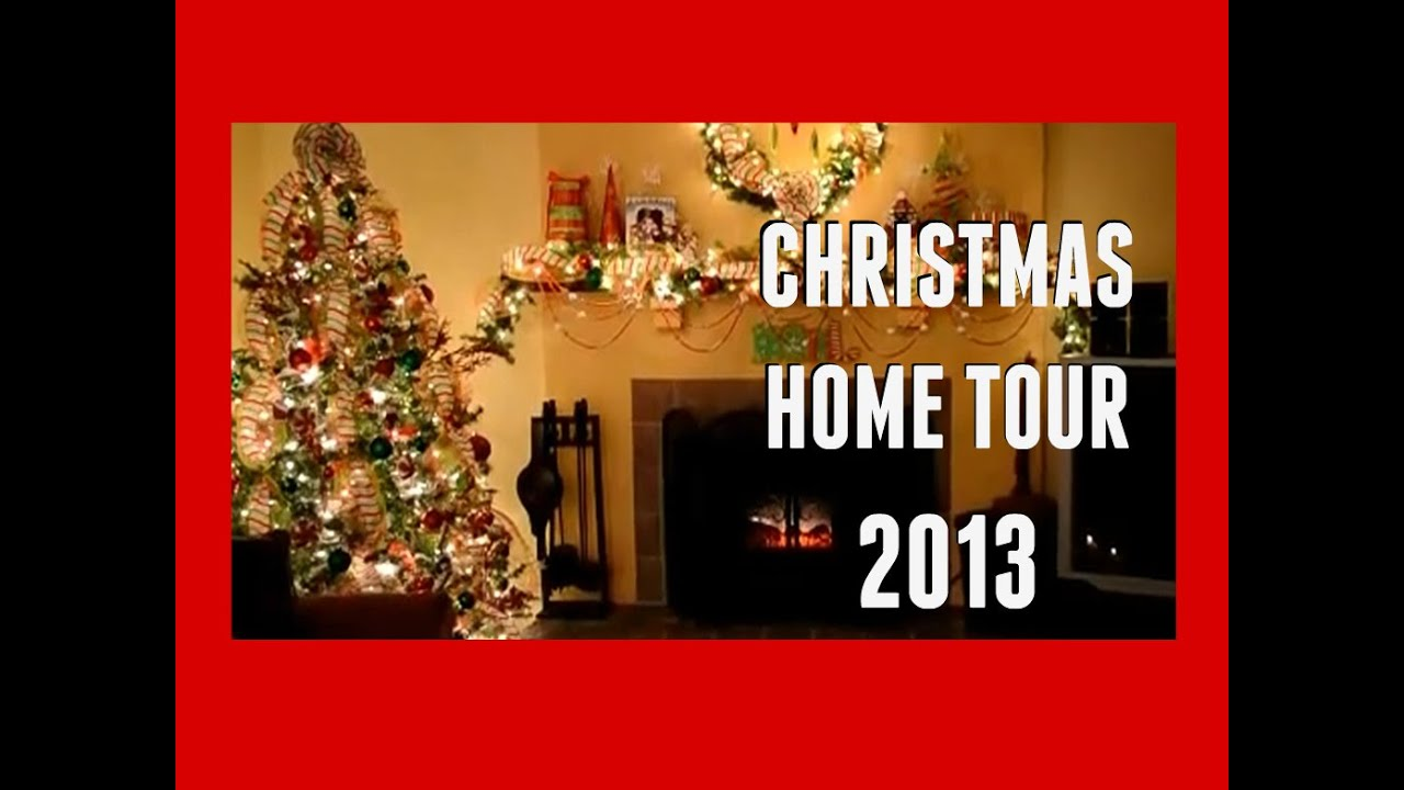 christmas home decor ideas 2013 christmas decorations 2013 home tour 12003