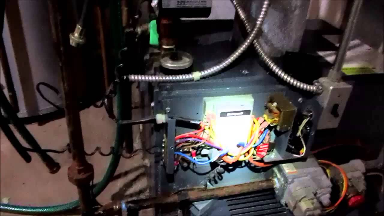 honeywell aquastat l4006a wiring diagram sheep brain blank to label control youtube