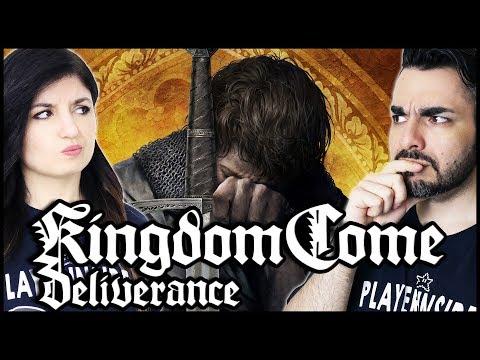 KINGDOM COME DELIVERANCE: QUALCOSA NON VA!